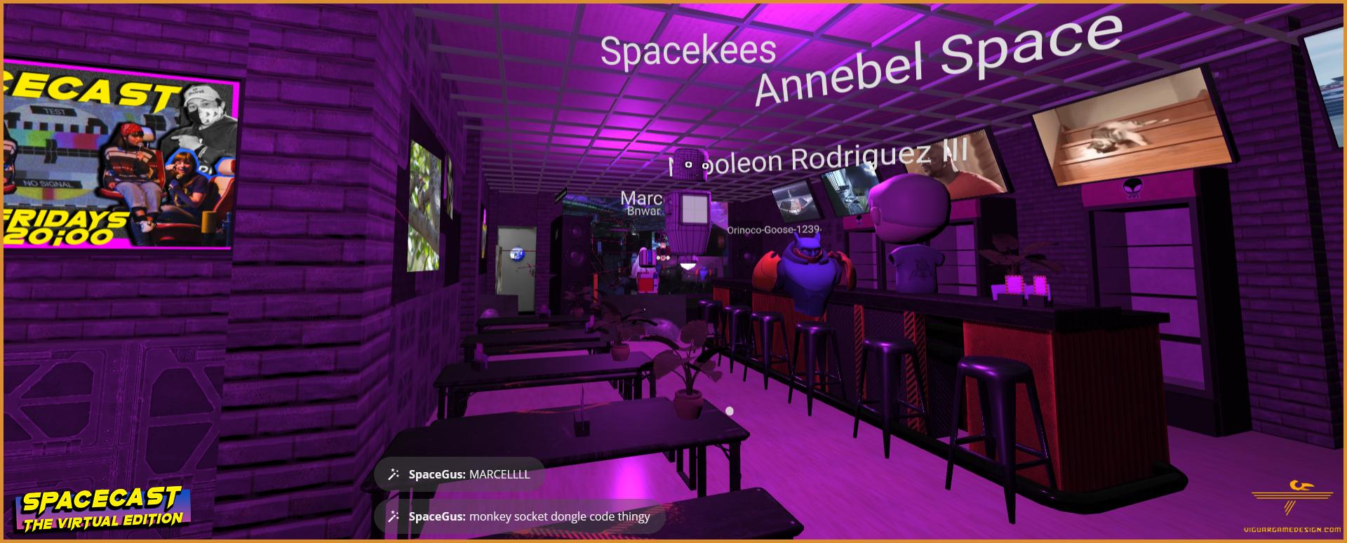 SpacecastOnlineChaos7